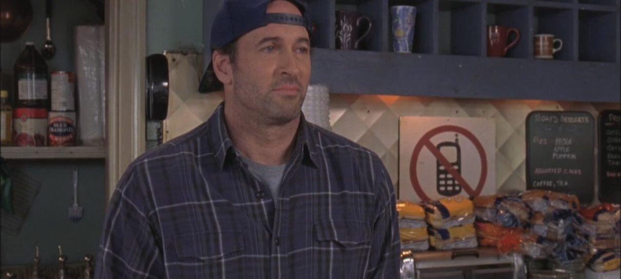 Gilmore Girls | Luke vai lançar sua própria marca de café! - NerdBunker