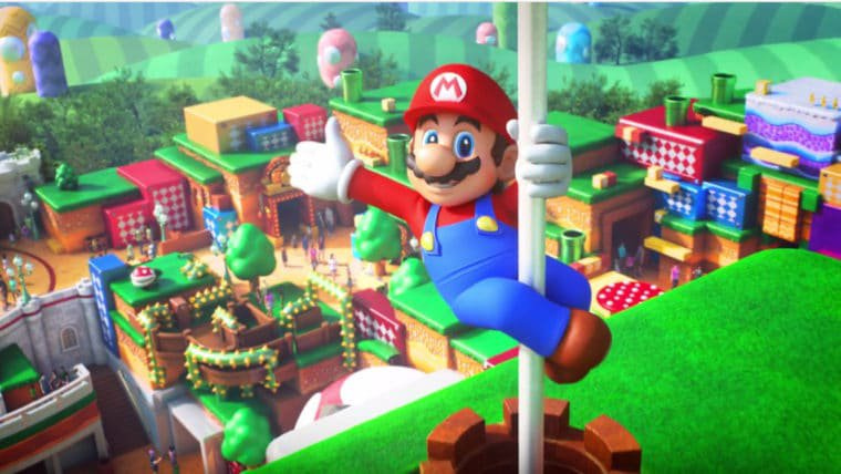 Super Nintendo World | Parque temático da Nintendo ganha vídeo oficial de apresentação