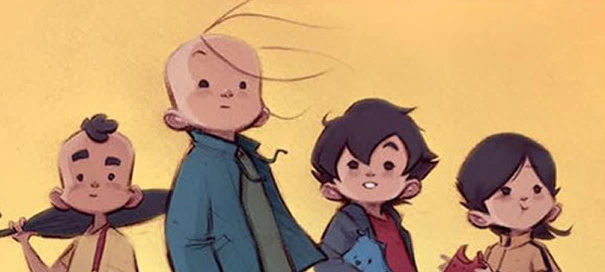 Terceira graphic novel da Turma da Mônica é adiada