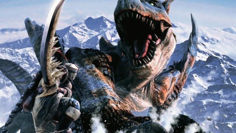 Capcom registra patente de Monster Hunter nos EUA