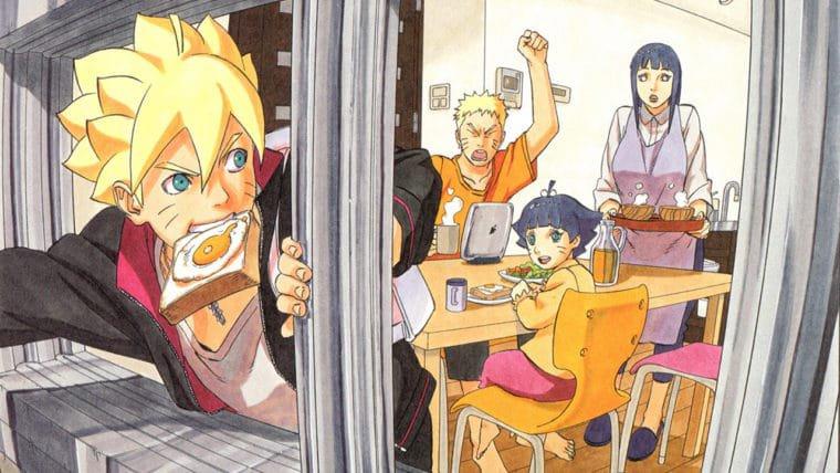 Boruto, spin-off de Naruto, vai ganhar restaurante temático no Japão