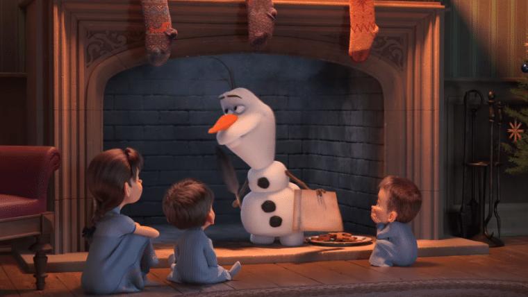 Viva - A Vida é uma Festa   Pixar remove curta de Frozen após críticas