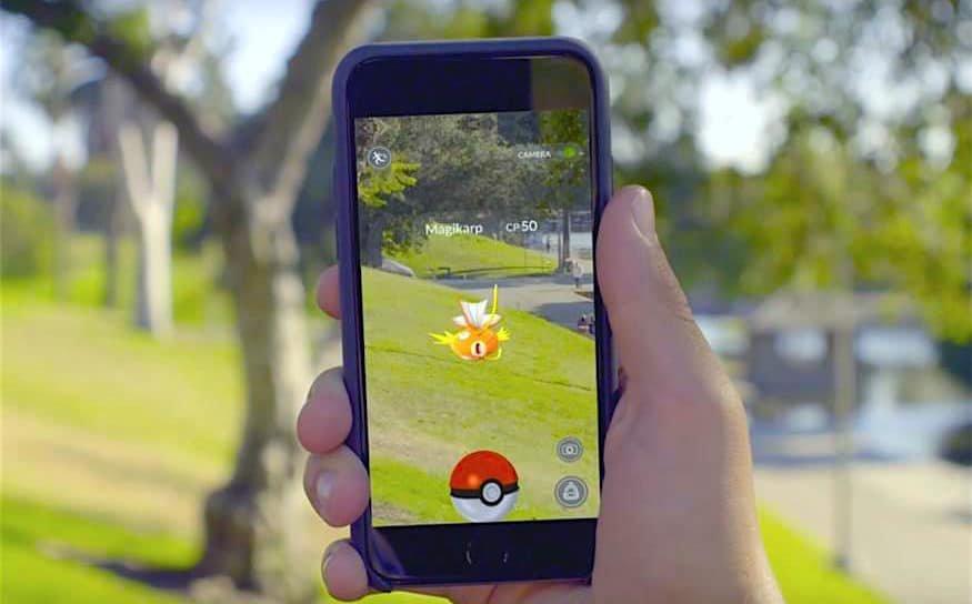 Pokémon GO volta a aparecer entre os mais baixados na App Store e na Play Store