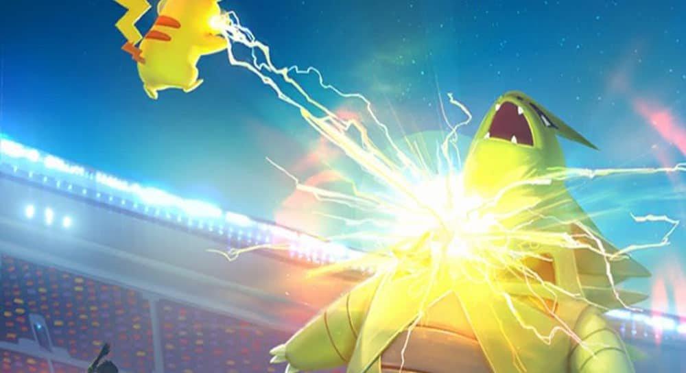 Pokémon GO   Raides estão disponíveis para jogadores de nível 20 ou superior
