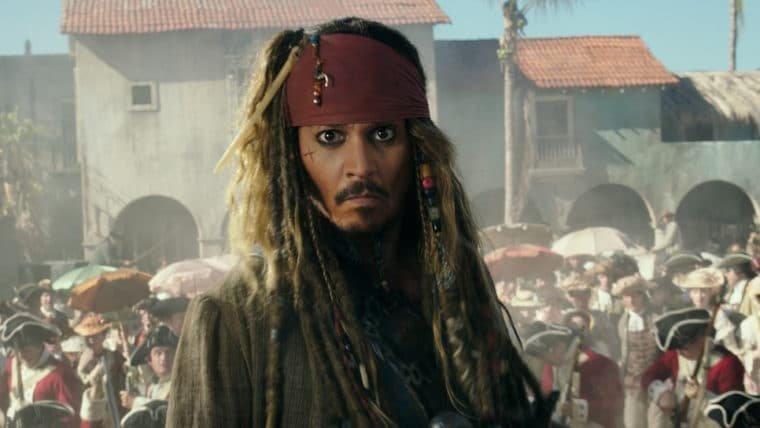Samsung vai lançar Galaxy S8 temático de Piratas do Caribe