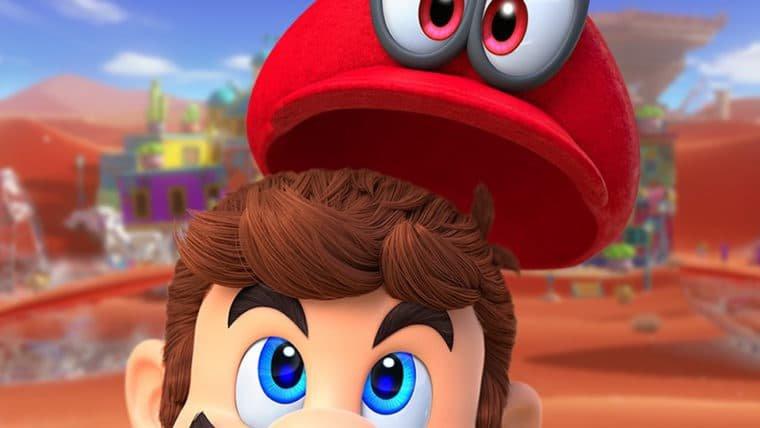 Super Mario Odyssey é tão bom que faz do Switch um console obrigatório