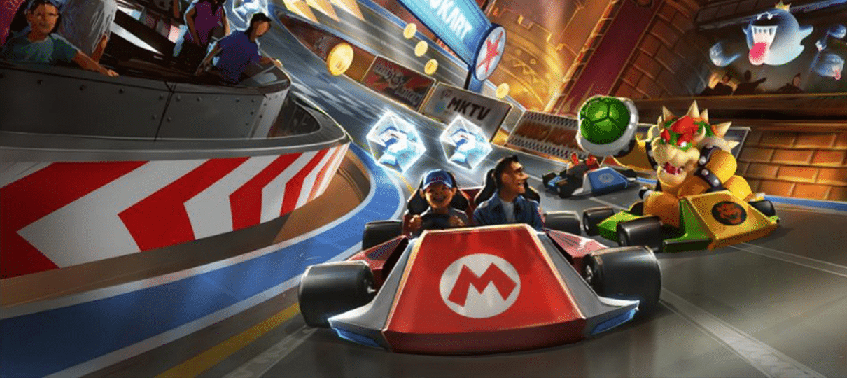 Super Nintendo World terá áreas de Mario, Donkey Kong, Kirby e Zelda; saiba detalhes