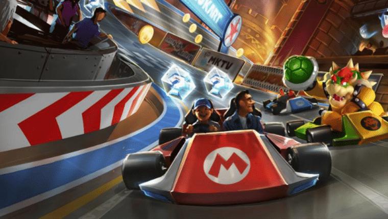 Parque da Nintendo terá áreas de Mario, Donkey Kong, Kirby e Zelda; saiba detalhes
