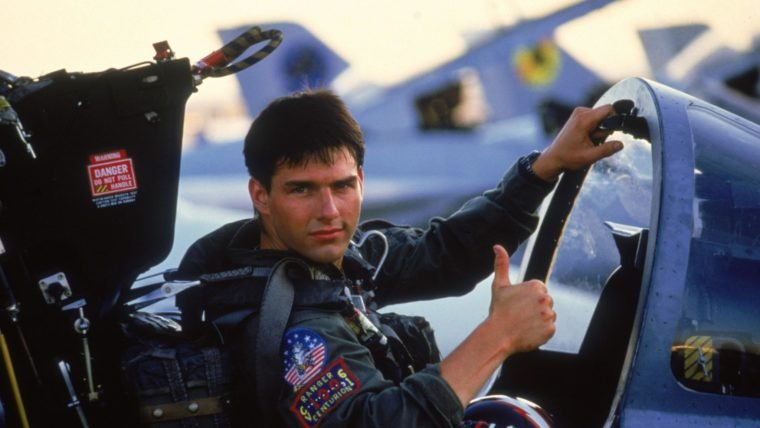 Tom Cruise revela que Top Gun 2 vai se chamar Top Gun: Maverick