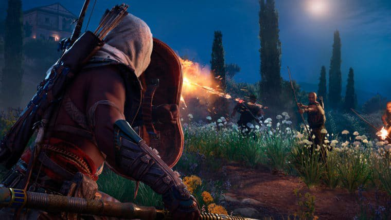 E3 2017 | Explore Assassin's Creed Origins com mais 30 minutos de gameplay