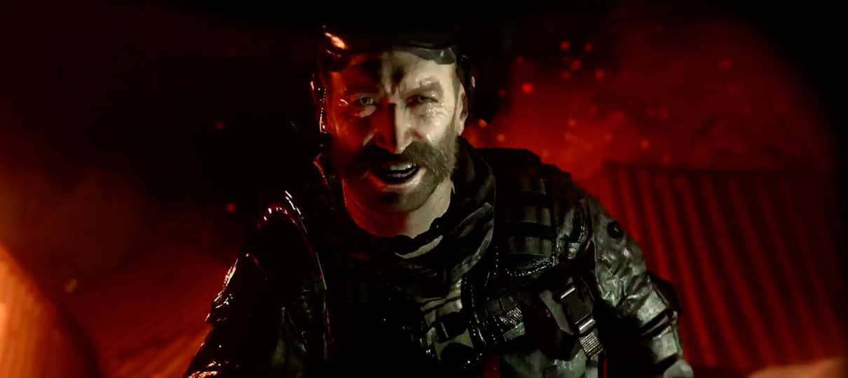 Call of Duty: Modern Warfare Remastered pode ser vendido a partir de 27 de junho