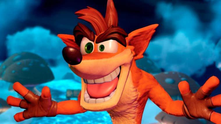 Activision fará anúncio especial relacionado a Crash Bandicoot na E3 2017