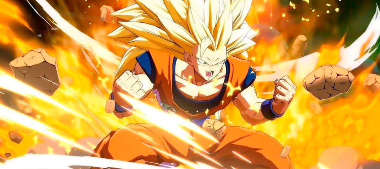 Dragon Ball FighterZ   Vídeos comparam cenas com referências do anime e do mangá