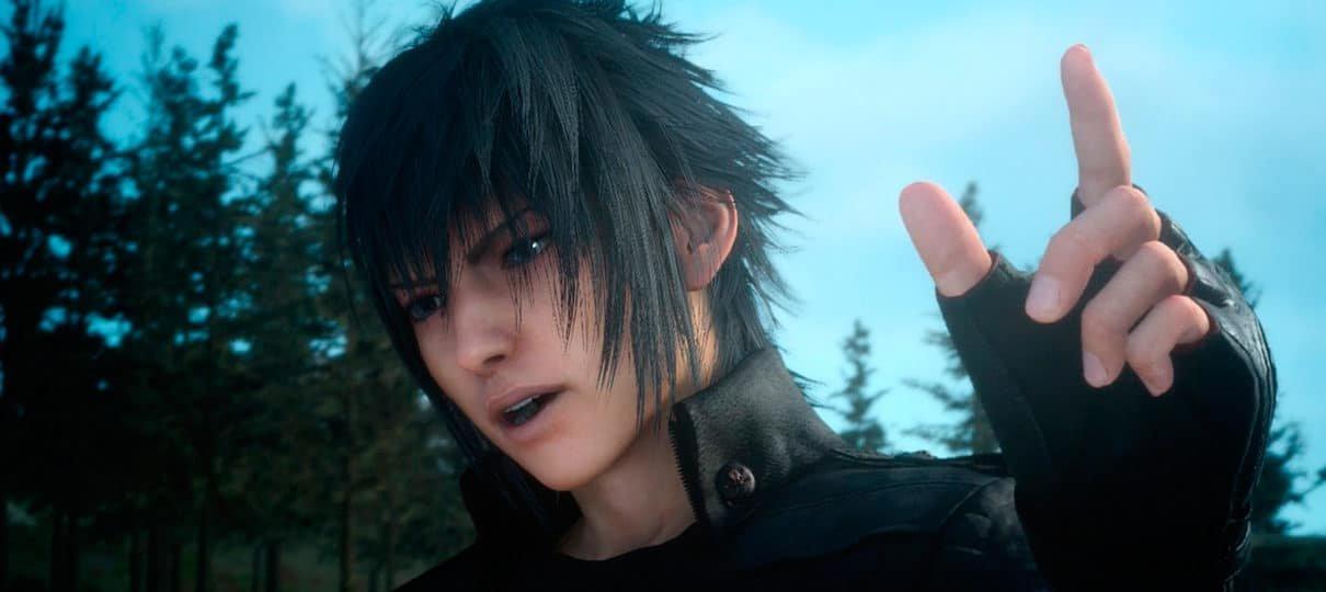 Square Enix está preparando um anúncio especial para Final Fantasy XV na Gamescom 2017