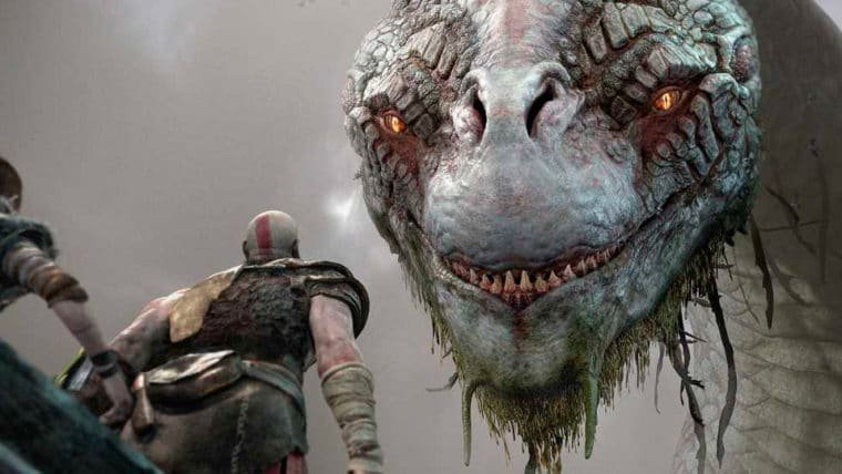 E3 2017 | Novo God of War não terá o tradicional minigame de sexo