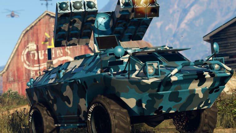 GTA V | Expansão Tráfico de Armas ganha trailer e novas imagens