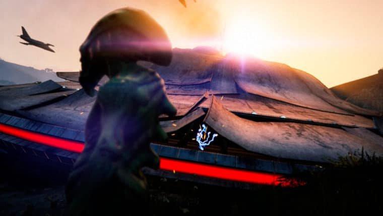 GTA V | Jogadores encontram OVNI destruído e missão secreta com alienígenas; assista!