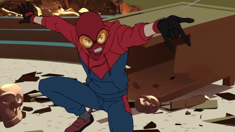 Assista ao primeiro vídeo do novo desenho animado do Homem-Aranha