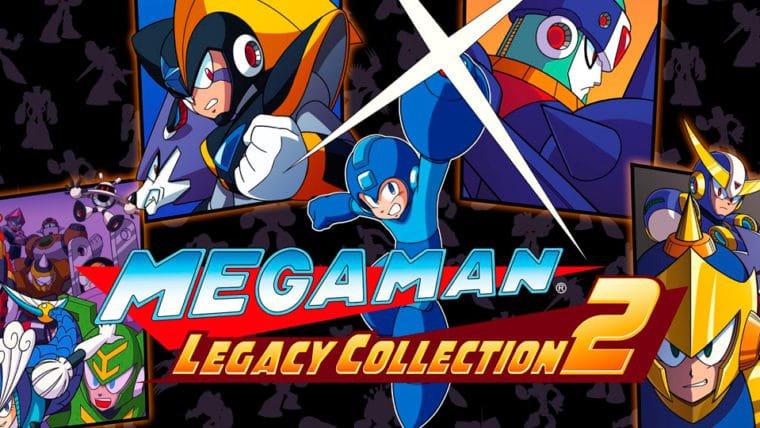 Mega Man Legacy Collection 2 é anunciado; assista ao trailer
