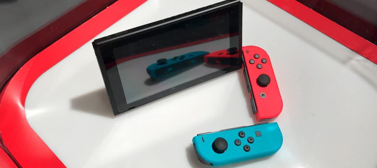 Switch poderá interagir com parque temático Super Nintendo World