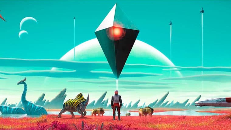 Hello Games, de No Man's Sky, está brincando de 13 Reasons Why no Reddit