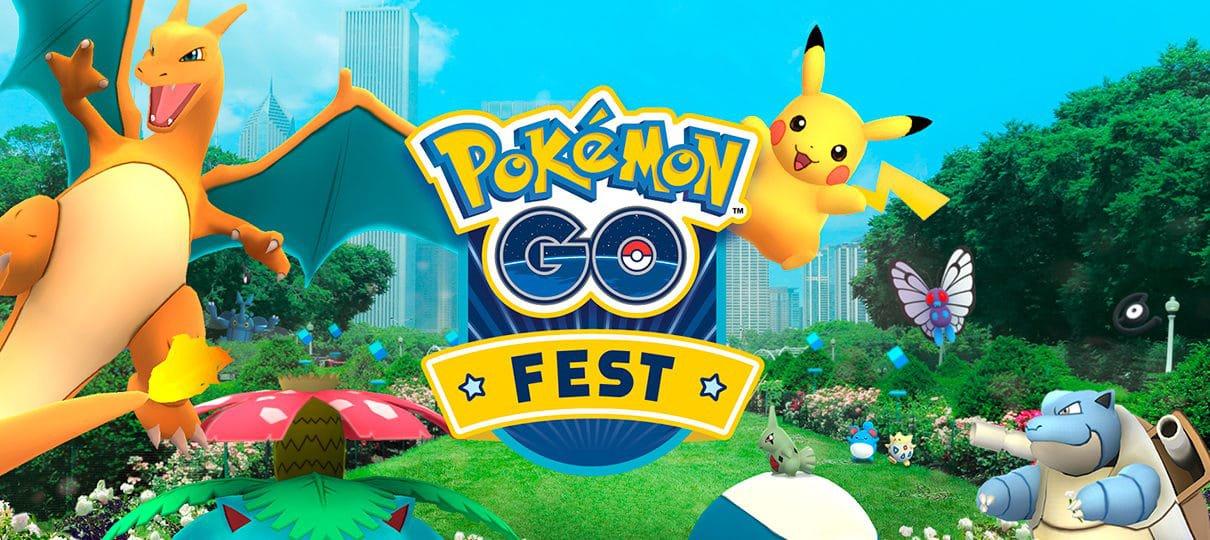 Pokémon GO celebra aniversário com eventos e prepara modo multiplayer