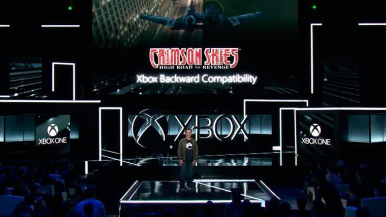 E3 2017 | Xbox One terá retrocompatibilidade com jogos do Xbox original