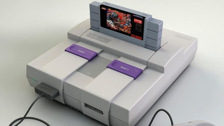 10 jogos do SNES Classic Edition que já valem o console
