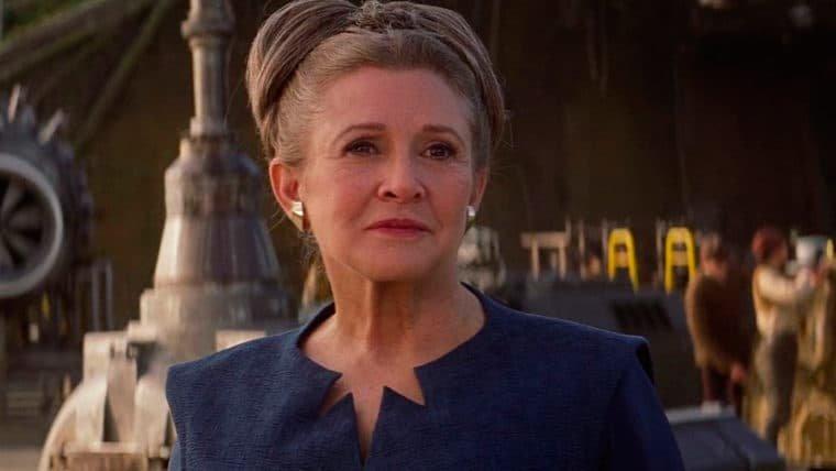 Diretor de Star Wars: Episódio IX fala sobre fazer o filme sem Carrie Fisher