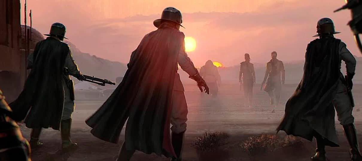 Detalhes do jogo de Star Wars da Visceral Games podem ter sido revelados [RUMOR]