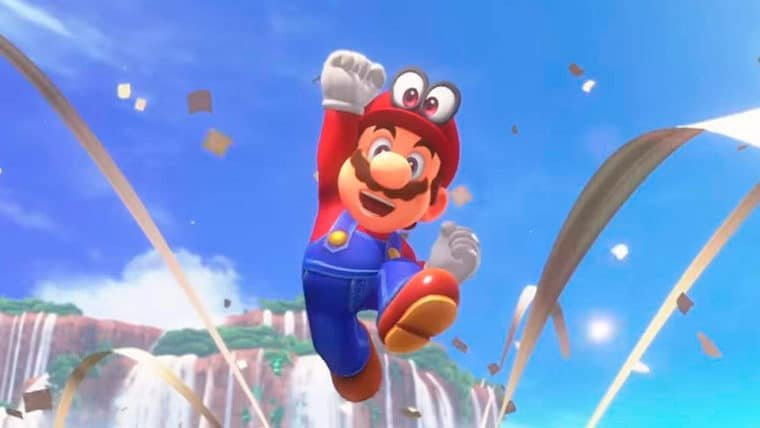 E3 2017 | Super Mario Odyssey terá modo cooperativo; confira o gameplay!