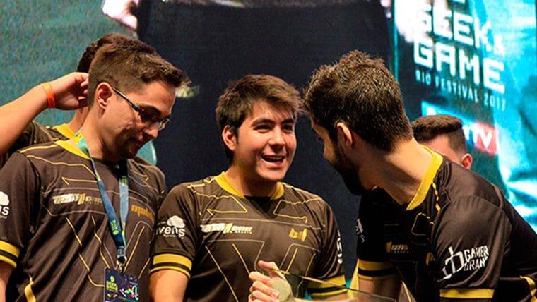 CS:GO | Com vitórias da Team One e da Pain Gaming, semifinais da Copa Brasil são definidas
