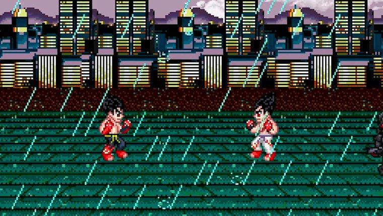 Tekken ganha segundo episódio da série em 8-bit que conta a história da série