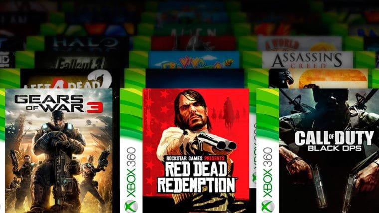 Apenas 1,5% do tempo de uso do Xbox One é gasto com retrocompatibilidade, diz pesquisa