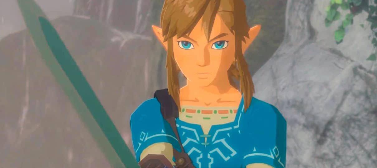 Zelda: Breath of the Wild elevou o nível do gênero mundo aberto, diz designer de Witcher 3