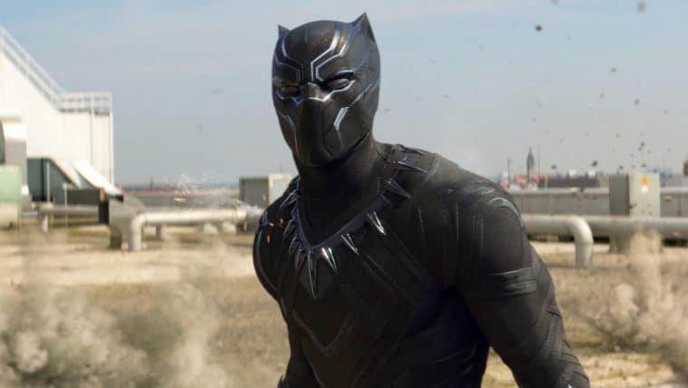 Pantera Negra   Novo trailer deve ser lançado nas próximas semanas
