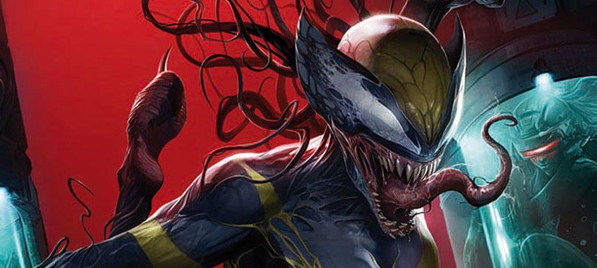 X-23 é tomada pelo simbionte em prévia de Venomverse