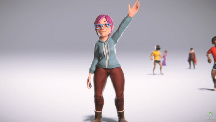 E3 2017| Avatares do Xbox terão mais opções de customização