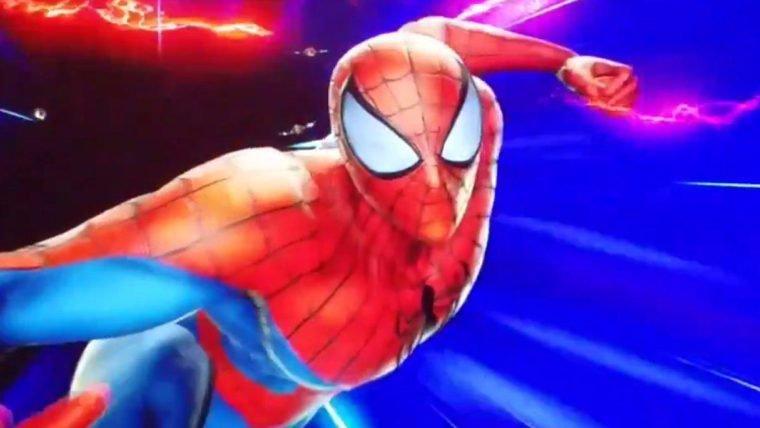 Marvel vs. Capcom: Infinite   Trailer mostra gameplay de Homem-Aranha, Hagar e mais