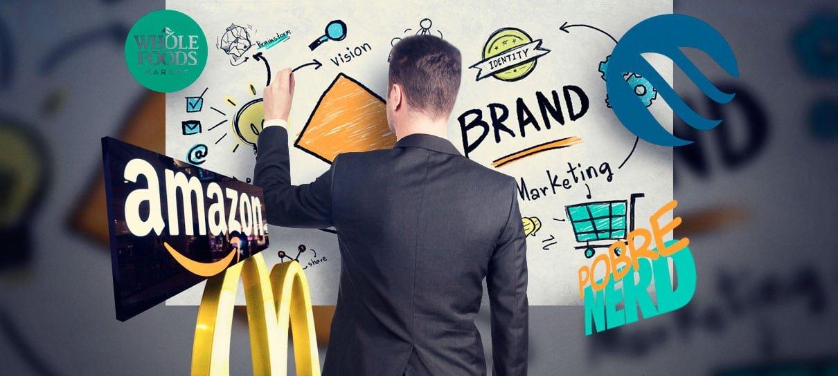 Branding e construção de marca