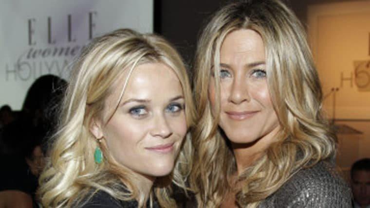 Jennifer Aniston e Reese Whitherspoon vão estrelar série juntas