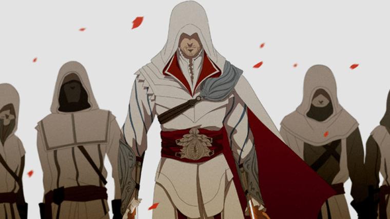 Assassin's Creed vai virar anime pelo criador de Castlevania da Netflix