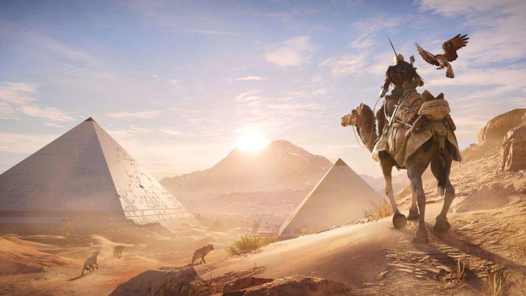 Assassin's Creed Origins | Diretor do jogo dá mais detalhes sobre o protagonista Bayek