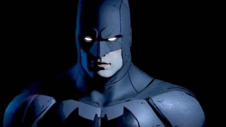 Batman: The Enemy Within, da Telltale Games, é classificado
