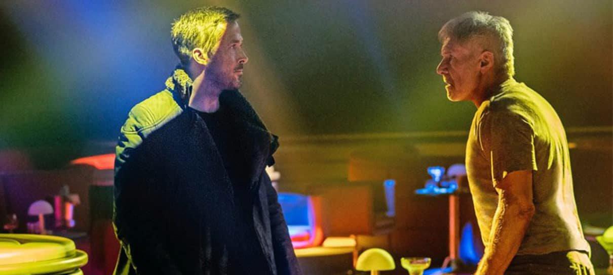 Blade Runner 2049   Ryan Gosling e Harrison Ford se enfrentam em novas fotos