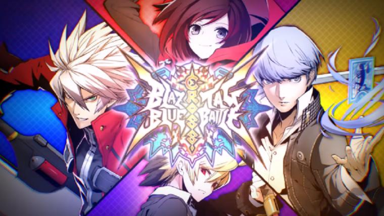 BlazBlue Cross Tag Battle une o mundo de Persona 4 e RWBY ao de BlazBlue