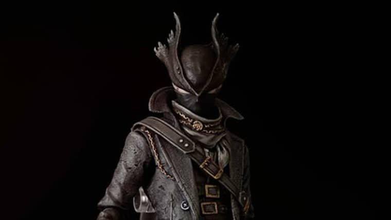 Bloodborne | Figma do protagonista está pronto para matar monstros