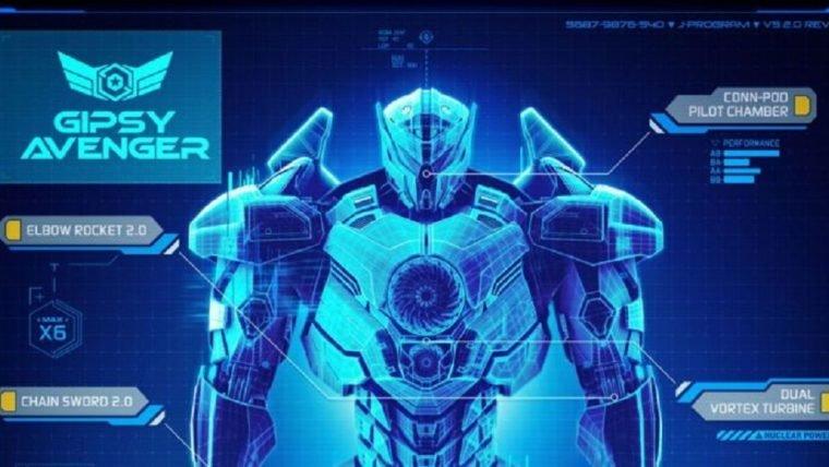 Pacific Rim: Uprising | Novas artes mostram os Jaegers do filme