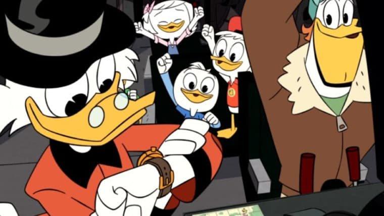SDCC 2017 | Ducktales ganha nova prévia cheia de aventuras