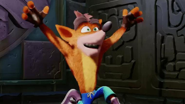 Painel na SDCC vai trazer novidades relacionadas a Crash Bandicoot: N. Sane Trilogy